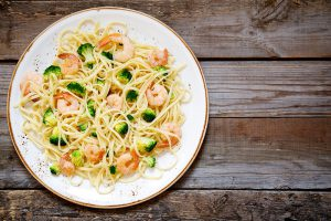 Quick Shrimp Pasta A Perfect Dinner Option for Busy Days