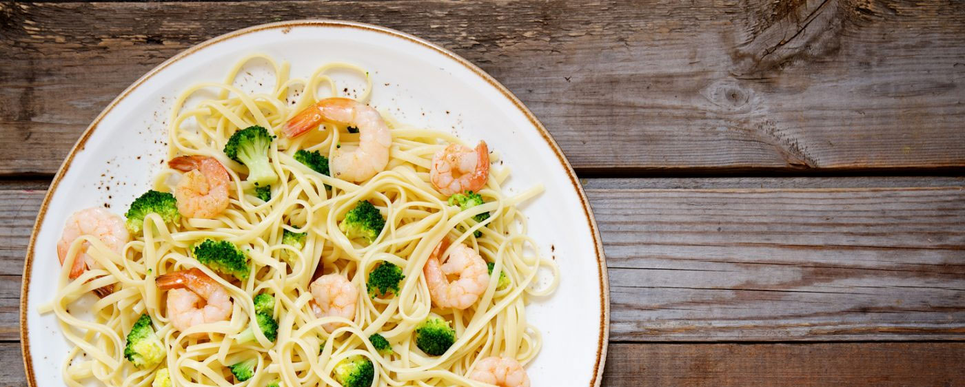 Quick Shrimp Pasta - A Perfect Dinner Option for Busy Days