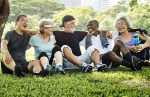 Social Connections & Your Health Keeping Strong Social Relationships Can Help Improve Your Overall Mental Health