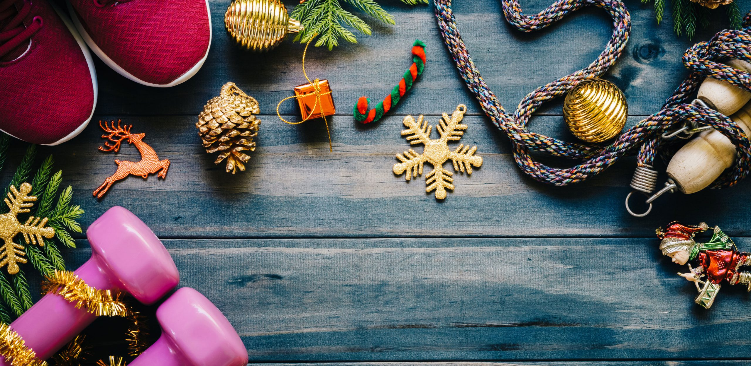 Healthy Gifts to Add to Your Holiday List - Whether You've Been Naughty or Nice, Don't Miss Out on These Healthy Living Wins.