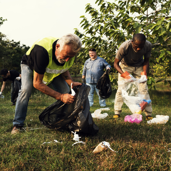 Pay it forward: Do something charitable
