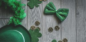 March into St. Patty's Day! We've got Parades, Pickings and Patron Saints!