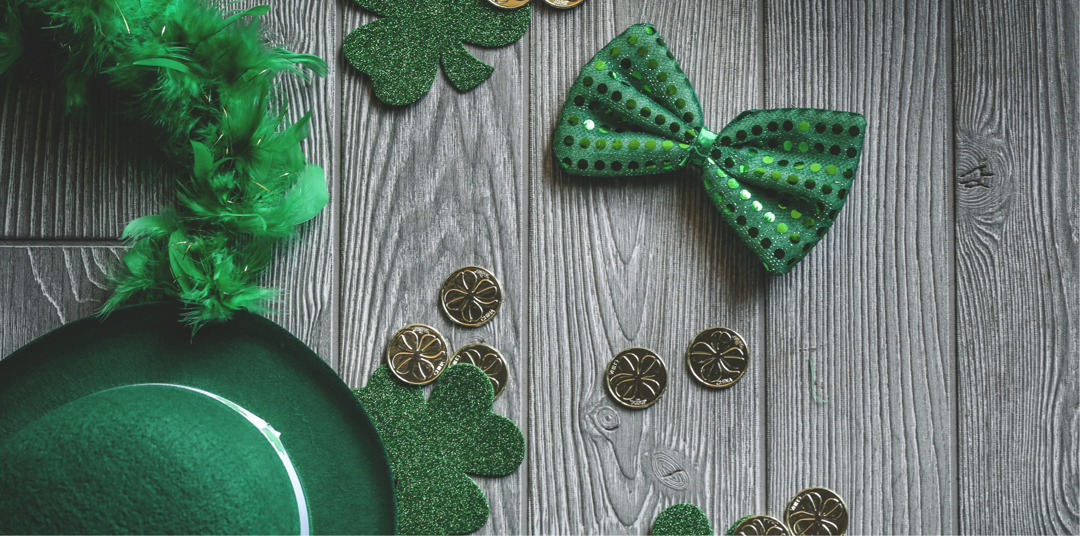 March into St. Patty's Day! - We've got Parades, Pickings and Patron Saints!