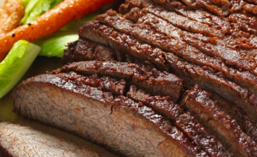 Crock-Pot BBQ Beef Brisket