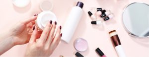 """""""Spa""""ntaneous Moments - Beauty Products"""