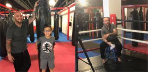 A Ringside Seat Kickin' It with MMA Fighter and NxStage User Matt Kelly