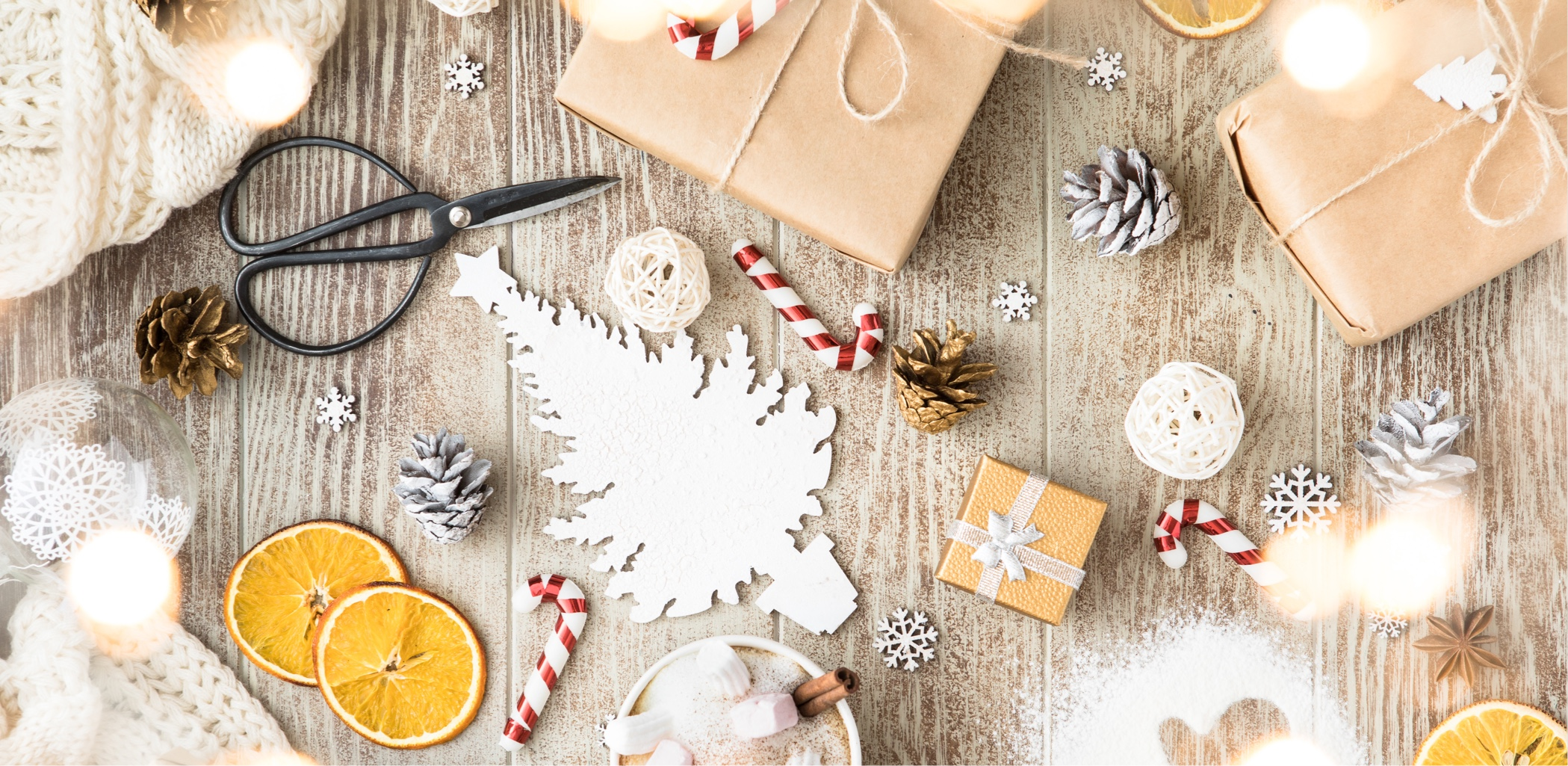 Feeling Festive? - Try these D-I-Ydeas for Decorating!