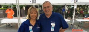 Bernie & Brenda's Extended Adventures - Volunteering, NxStage Patietn Advocate