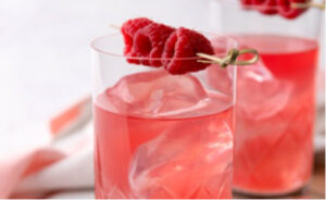 Appropriate-for-all-ages Refreshing Raspberry Punch