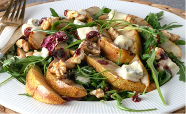 Crisp and delectable Asian Pear Salad