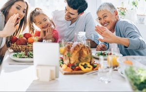 Holiday Plans - Virtual Dinner