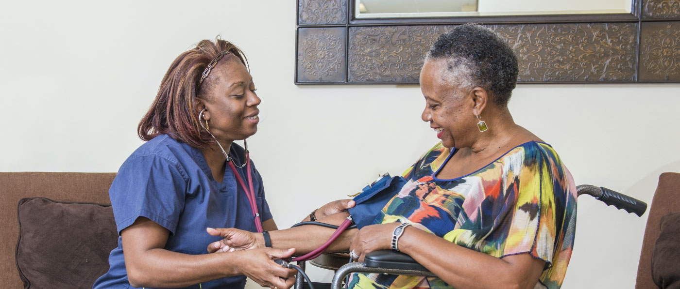 Take the Pressure Off! - Eight Ways to Lower Your Risk of Hypertension.
