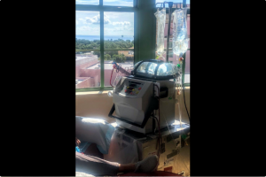 Dialysis During a Natural Disaster - Dialysis Machine